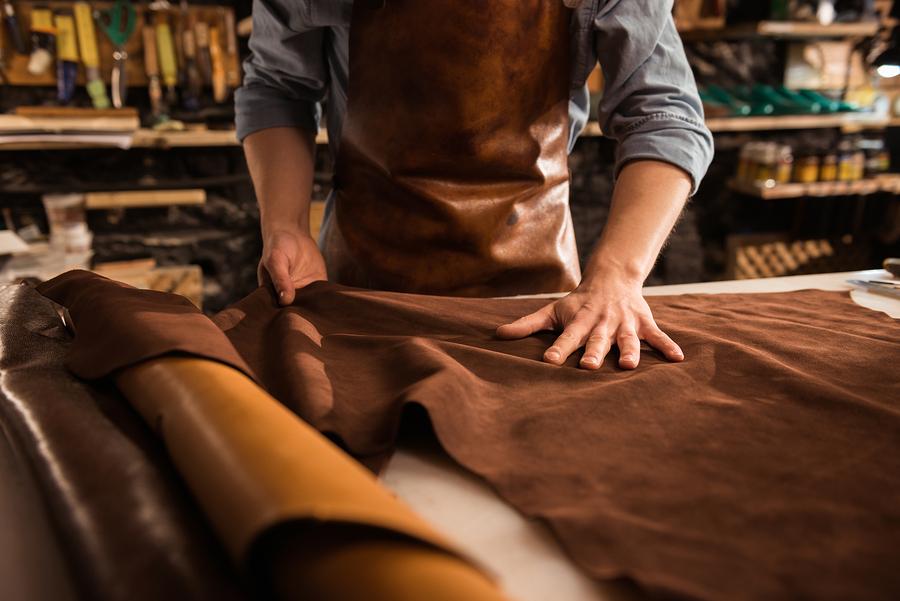 Leidenschaft zum Leder